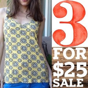 Gap Modal Cotton Sun Mandala Tank